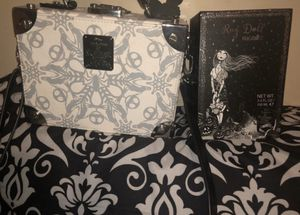 Nightmare before christmas purse & perfume for Sale in Long Beach, CA