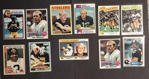 HOF-ALL PRO Terry Bradshaw Pittsburgh Steelers 1970s Lot! for Sale in Harmony, PA