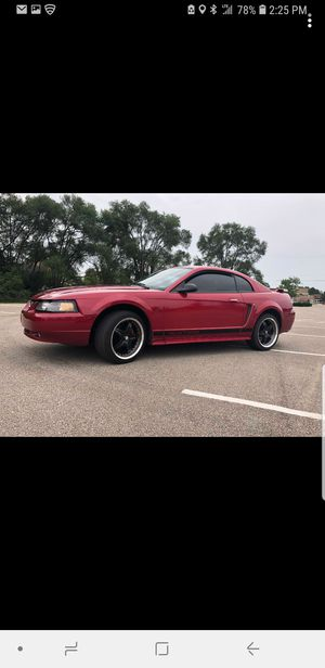 2002 Ford Mustang Coupe for Sale in Grand Rapids, MI