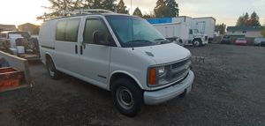 99 Chevy express cargo van for Sale in Vancouver, WA
