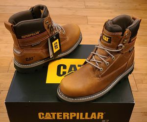 CAT Work Boots size 7.5 and 8.5 for Men for Sale in Paramount, CA