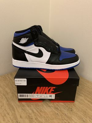 Jordan 1 Royal Toe GS Size 7Y for Sale in Fairfax, VA