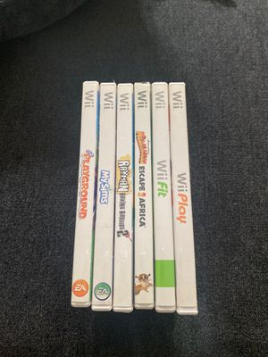 Wii games for Sale in San Jose, CA