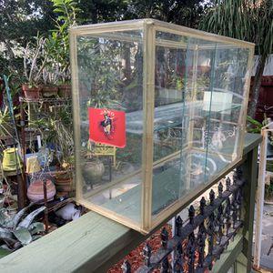Vintage Glass Cigar Cases 4 total for Sale in Mount Dora, FL