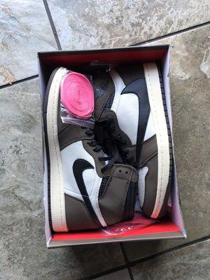 NIB Nike Air Jordan Travis Scott 1s Sz 12 for Sale in Arlington, TX