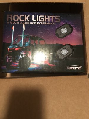 Rock lights for Sale in TX, US