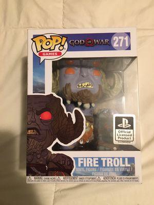 Funko POP God of War #271 for Sale in Palmdale, CA