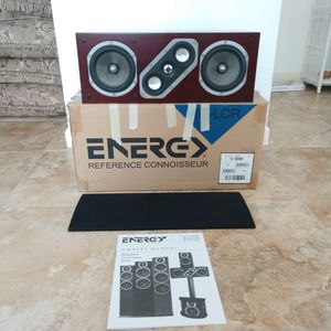 Energy RC-LCR center channel speaker for theater surround audio for Sale in Stafford, TX