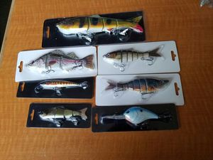 Fish lures for bass for Sale in Malden, MA