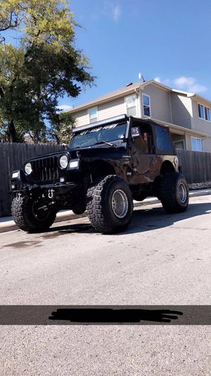 98' Jeep Wrangler Tj for Sale in San Antonio, TX