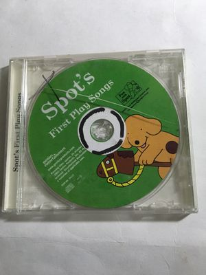 SPOTS FIRST PLAY SONGS NURSERY RHYMES AGES 3+ for Sale in New Castle, DE