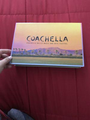COACHELLA TICKET for Sale in Los Angeles, CA