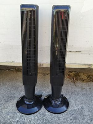 """Climate Keeper 36"""" Tower Fans for Sale in Atlanta, GA"""