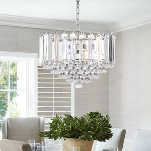 Light Crystal Chandelier for Sale in Los Angeles, CA