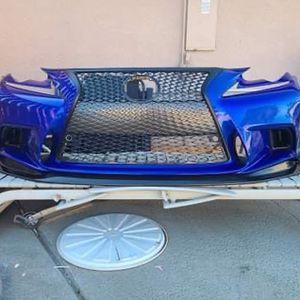 Lexus IS250 & IS350 F Sport Bumper for Sale in Rialto, CA