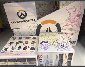 O verwatch Cute But Deadly Mystery Figure Set of 3 Random Figures for Sale in West Covina, CA