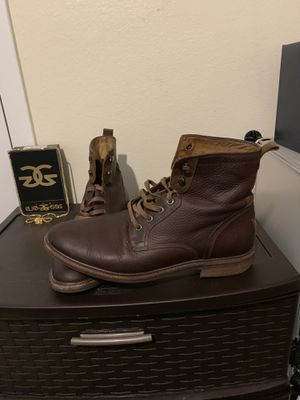 Brown Ugg Selwood Boots (Sz. 11) for Sale in Auburndale, FL