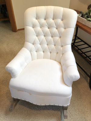 Pottery Barn Kids Rocking Chair for Sale in Maple Valley, WA