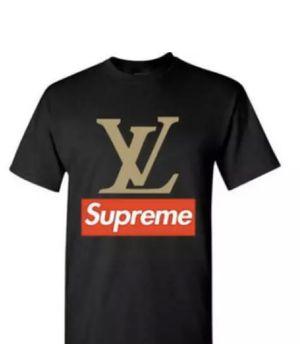 Supreme x Lv T-Shirt for Sale in Pompano Beach, FL