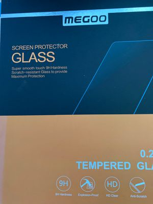 "Microsoft Surface Book 13.5"" Tempered Glass Screen Protector for Sale in Fontana, CA"