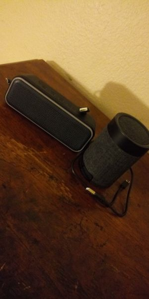 Bluetooth speakers for Sale in Glendale, AZ