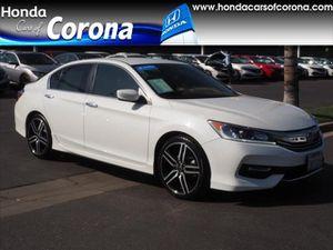 2017 Honda Accord Sedan for Sale in Corona, CA
