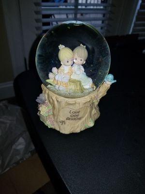 Precious moments globe for Sale in Greensboro, NC