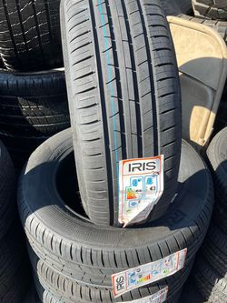 215/60/16 SET OF 4 NEW TIRES Iris for Sale in Downey,  CA