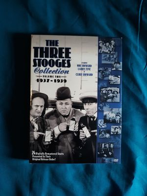 The Three Stooges DVDs for Sale in Carmi, IL