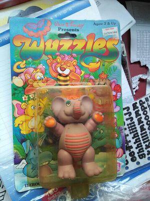 Disneys Wuzzles Eleroo for Sale in Murphysboro, IL