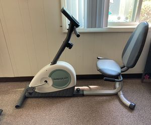 Weslo Recumbent Exercise Bike for Sale in Tulare, CA