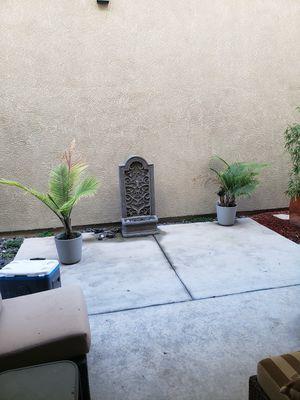 Outdoor fountain for Sale in Sacramento, CA