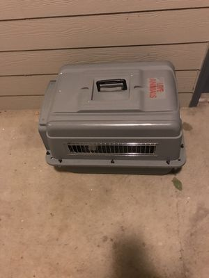 "Pet Metal Cage Dog Crate Sturdy metal construction Sky Kennel ""Live Animal"" 25-30 lbs for Sale in Nashville, TN"