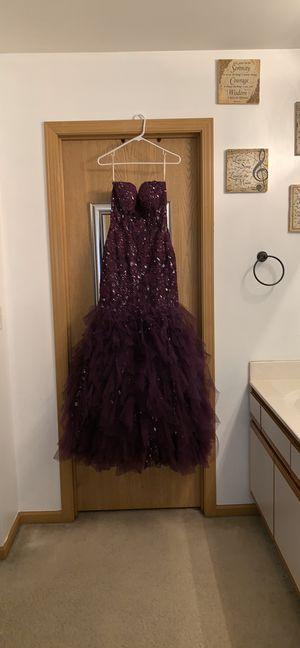 Jovani Purple Prom Dress for Sale in Romeoville, IL