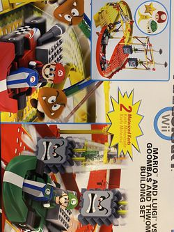 MarioKart K'Nex Building Set for Sale in Grayslake,  IL