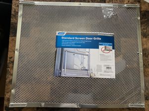 Camco screen door grille RV for Sale in Broadview, IL