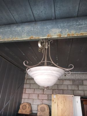 Beautiful Kitchen/Entry/Anywhere You Want Hanging Light Fixture for Sale in Glendale, AZ
