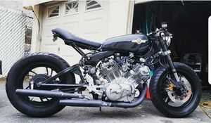 83 Yamaha cafe/prostreet xv750 for Sale in New York, NY