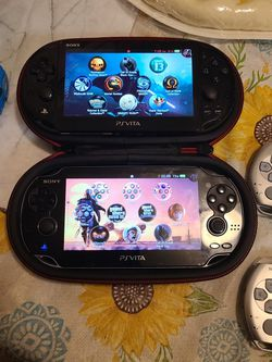 PS Vita over 3,000 games in it and can download more using Wi-Fi for Sale in Madera,  CA