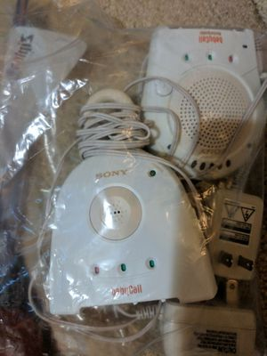 Sony baby monitor for Sale in West Palm Beach, FL