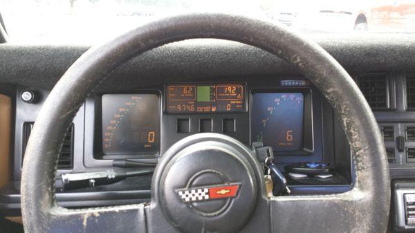 1988 Chevy Corvette