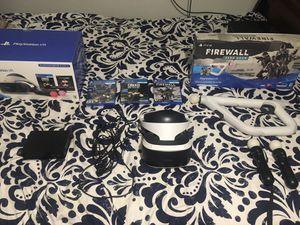 PlayStation VR set bundle for Sale in Pomona, CA