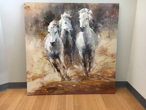 Horse painting for Sale in Austin, TX
