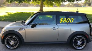 ❇️URGENT $8OO I am the first owner and I want to sell a 2009 Mini cooper Runs and drive strong! ❇️ for Sale in Long Beach, CA
