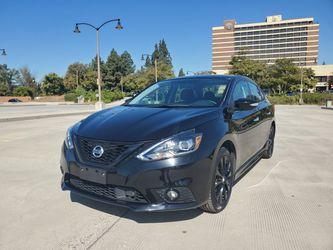2018 Nissan Sentra SR Midnight Edition for Sale in Orange,  CA