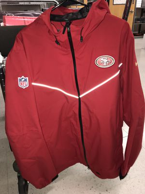 Nike San Francisco 49ers Storm Fit On Field Jacket size XL for Sale in San Jose, CA
