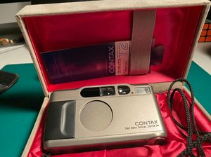 Contax t2 for Sale in Newark, NJ