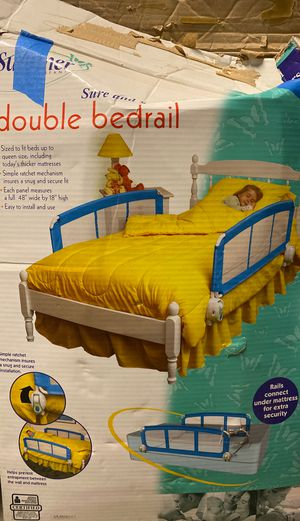 FREE Double bed rail - READ FULL DESCRIPTION for Sale in Hollister, CA