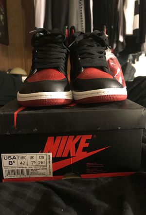 Retro Air Jordan 1 Banned for Sale in Irvine, CA