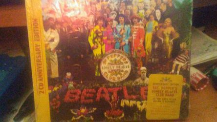 Beatles 2 CD St peppers for Sale in Elma,  WA